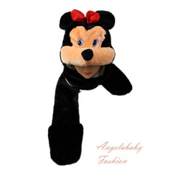 Long minnie black