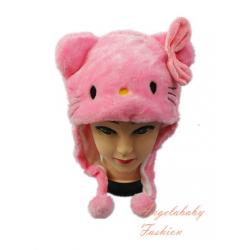 Short Hello Kitty pink