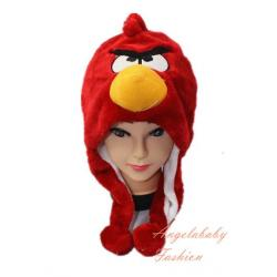 Short Short angry bird red