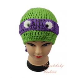 Woolen Ninja purple
